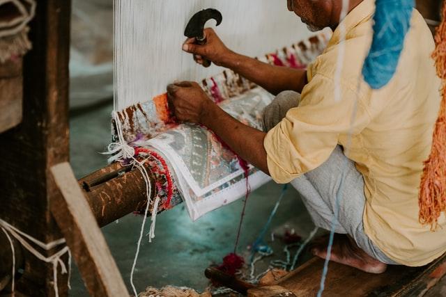 Handicraft industry